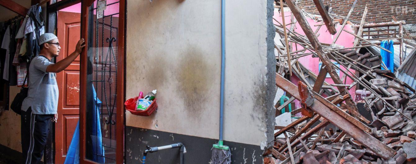 Мощное землетрясение в Индонезии: посольство не знает о возможных пострадавших украинцах