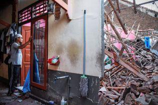 Потужний землетрус в Індонезії: посольство не знає про можливих постраждалих українців