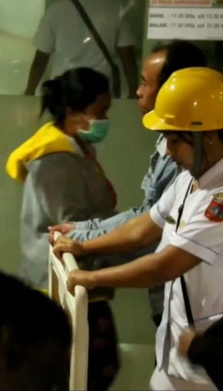 Збільшилася кількість жертв землетрусу в Індонезії
