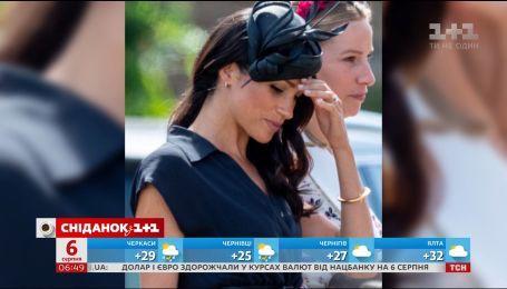 Меган Маркл отпраздновала свой первый день рождения в статусе герцогини Сассекской