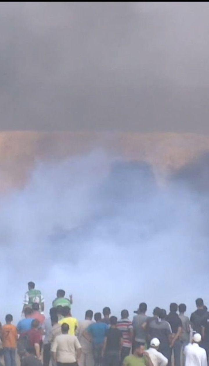 Ізраїль зводить бар`єр уздовж морського кордону із Сектором Гази
