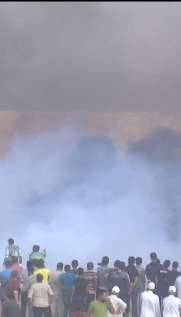 Израиль возводит барьер вдоль морской границы с Сектором Газа