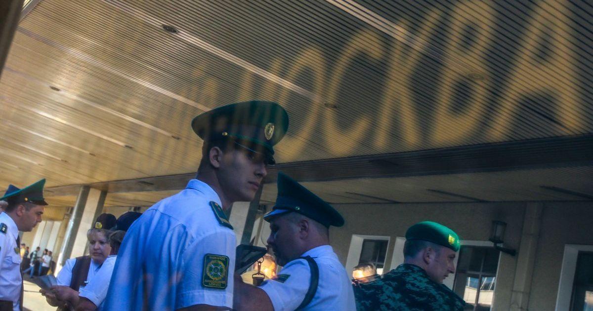Україна готується припинити залізничне сполучення з РФ - Омелян