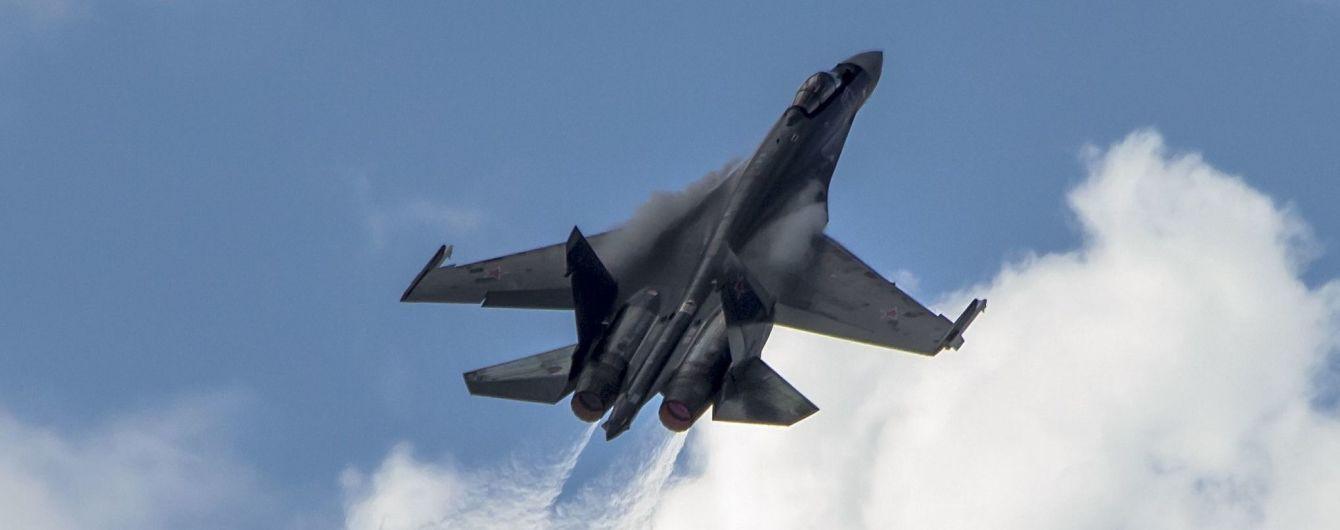 Тайвань спростував, що збив китайський винищувач Су-35