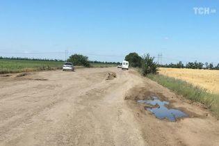 Між Кропивницьким та Миколаєвом розпочали ремонтувати всіяну ямами трасу