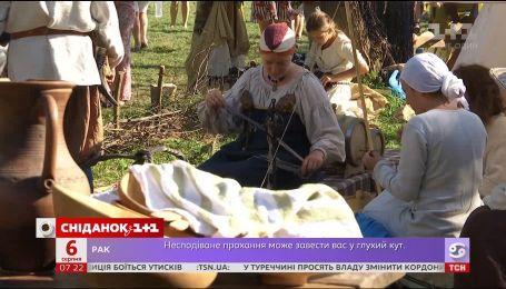 """Чим запам'ятався цьогорічний фестиваль середньовічної культури """"Тустань"""""""