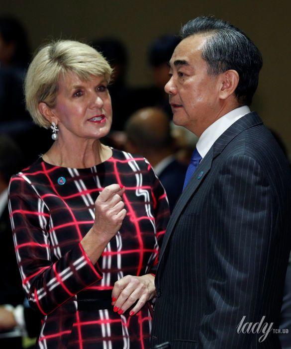 Министр иностранных дел Австралии Джули Бишоп_1
