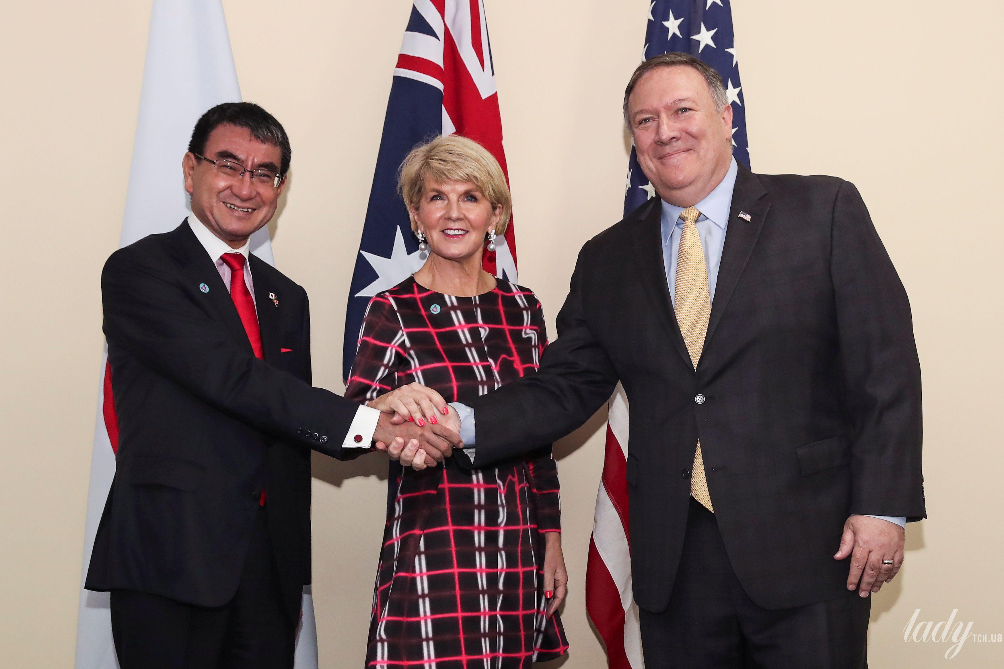Министр иностранных дел Австралии Джули Бишоп_2