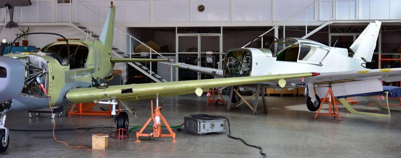 Одесский авиазавод будет строить самолеты вместе с чешскими и американскими конструкторами