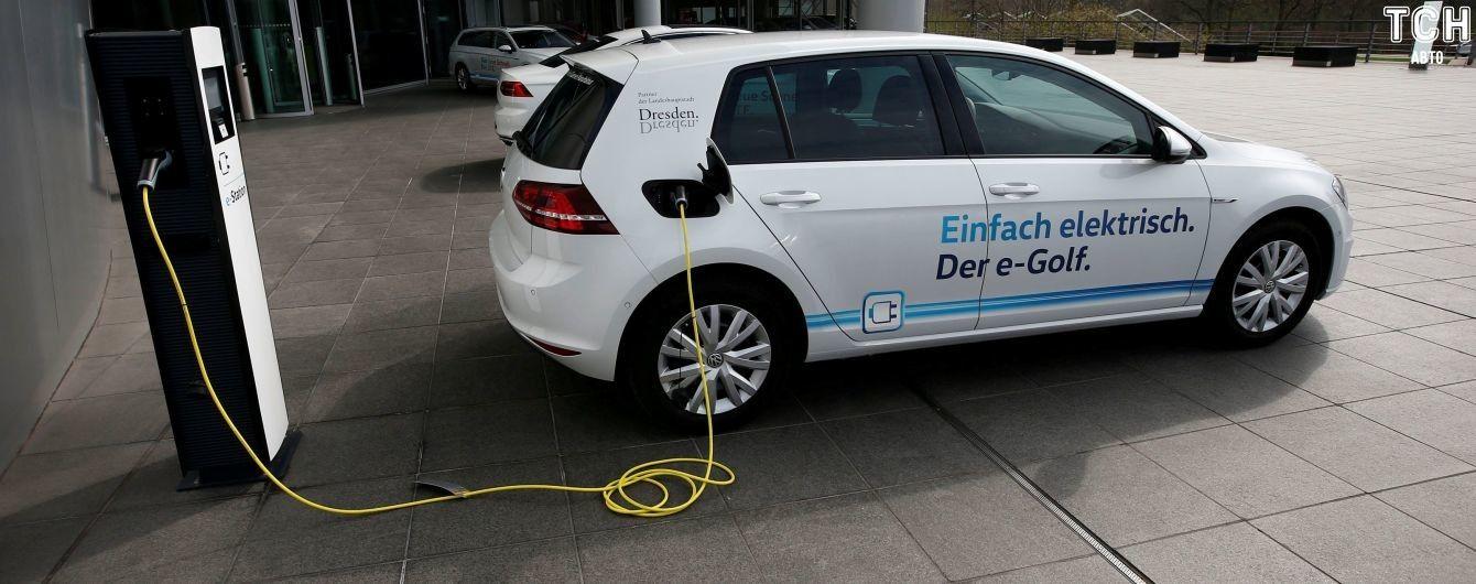 Более 120 тысяч гибридов и электрокаров концерна VW AG подлежат отзыву