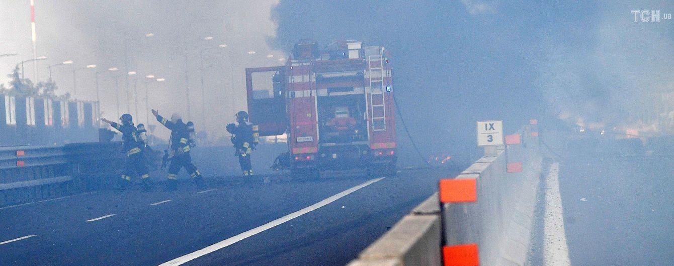В Італії зросла кількість поранених унаслідок вибухів поблизу Болоньї