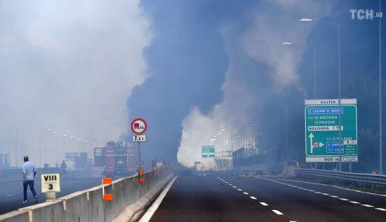 Кількість жертв від вибуху в італійській Болоньї збільшилась