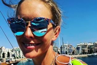 Прогулянка на яхті: Катя Осадча виклала знімок з Греції