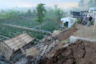 Черговий землетрус струсонув острів в Індонезії