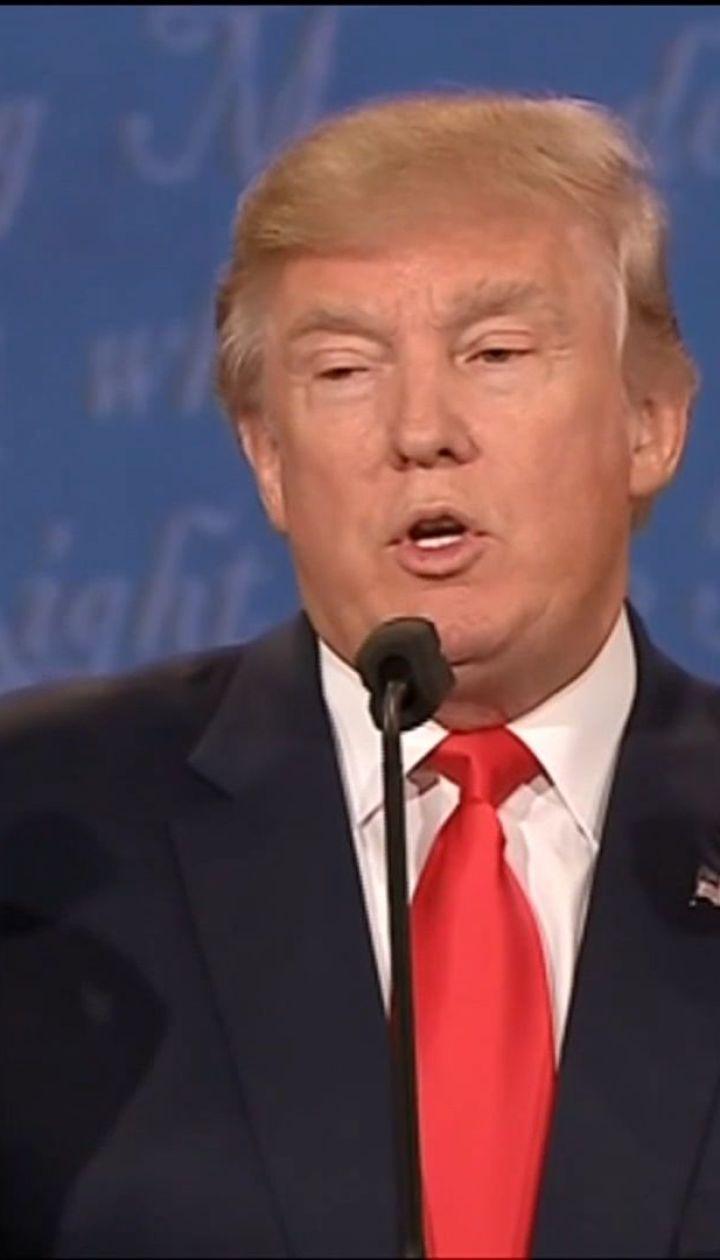 Трамп вступился за своего сына в Твиттере и наговорил лишнего