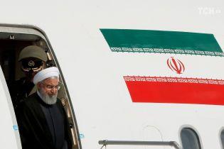 Президент Ірану заявив, що готовий протистояти США в Перській затоці