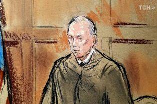 Суддя у справі Манафорта заявив про погрози на свою адресу