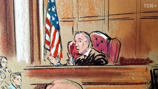 Справа Манафорта: обвинувачення завершило допит свідків