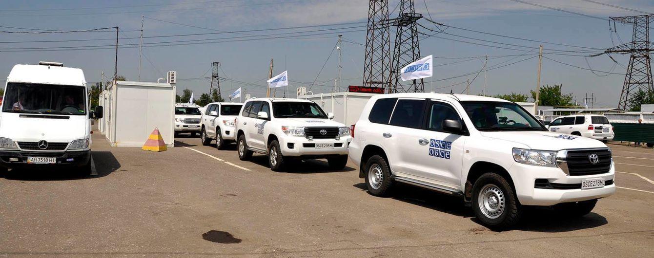 Разведение продолжается: ОБСЕ зафиксировала новые позиции террористов в Петровском