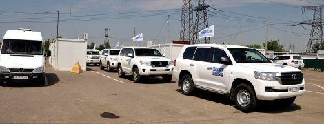 ОБСЕ зафиксировала более 2 тысяч взрывов во время нападения боевиков на Золотое