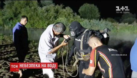 За сутки в Украине утонули пять человек