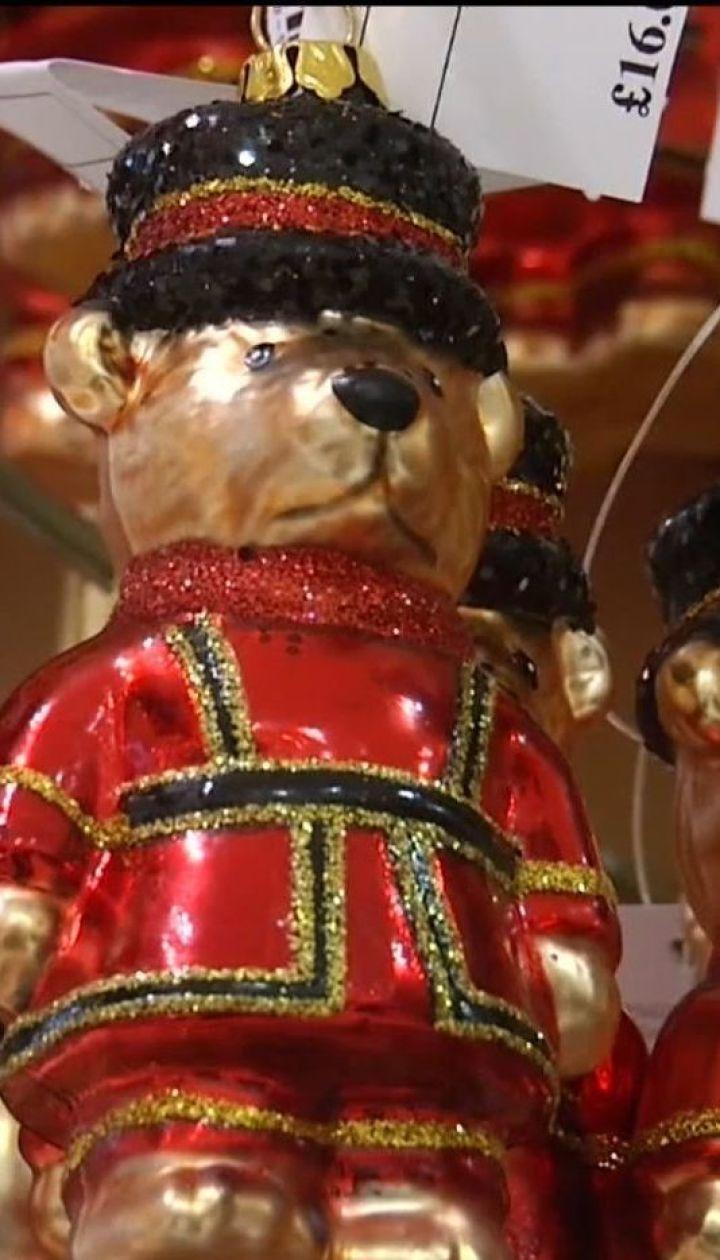 У Лондоні почали готуватися до новорічних свят