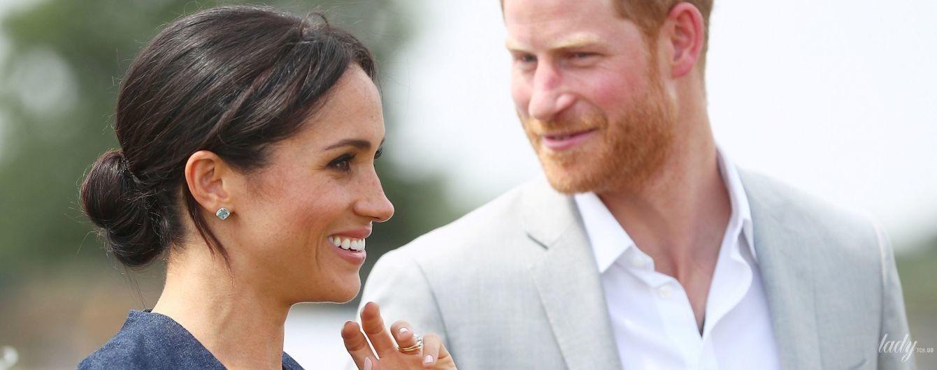 Принц Гарри предпринял меры, чтобы защитить свою жену - герцогиню Сассекскую Меган, от отца и журналистов