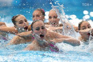Сборная Украины по синхронному плаванию выиграла пятую медаль на чемпионате Европы