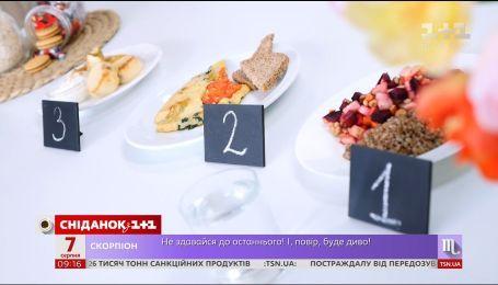Топ-3 полезных завтрака от консультанта по правильному питанию Лоры Филипповой
