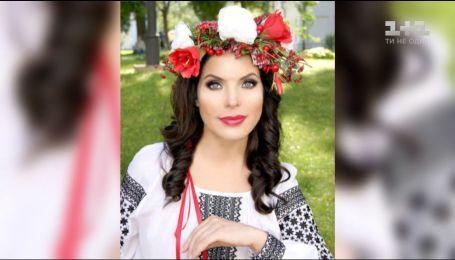 """Как  """"Мисс-Украина-1995"""" Влада Литовченкостала моделью"""