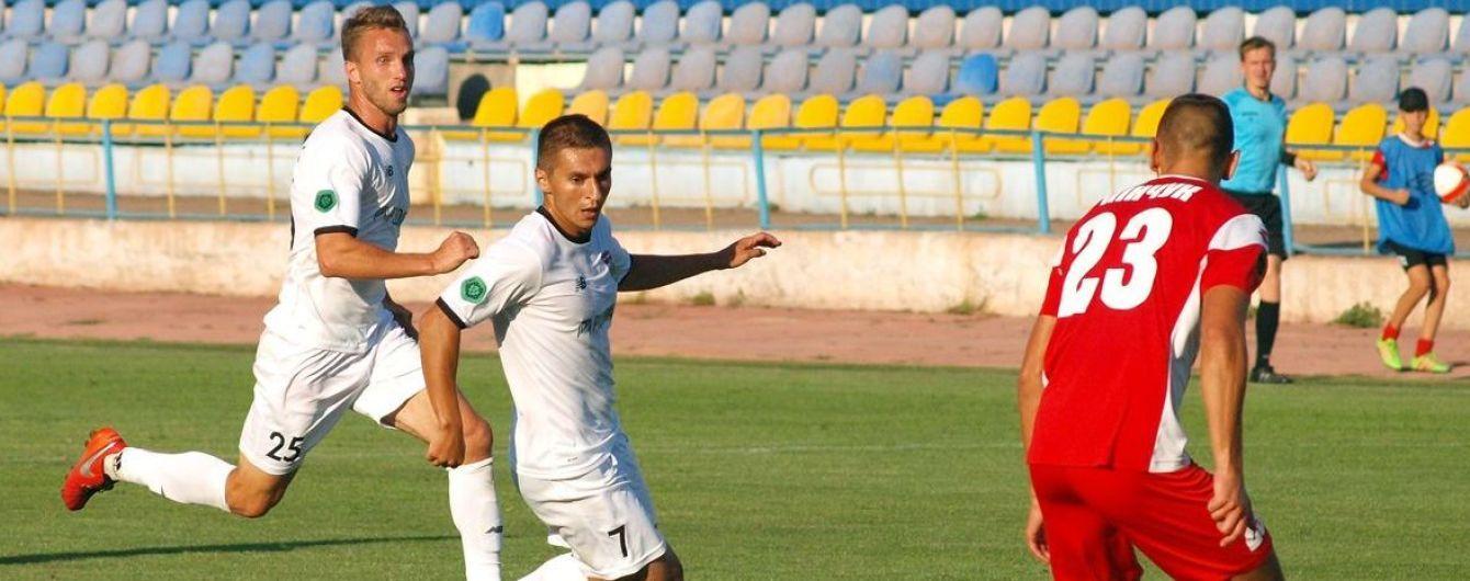 Украинский футболист отметился шедевральным голом из центра поля