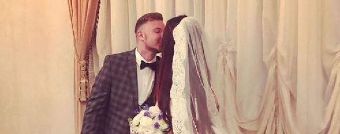 Певица Бьянка вышла замуж