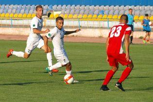 Український футболіст відзначився шедевральним голом з центру поля