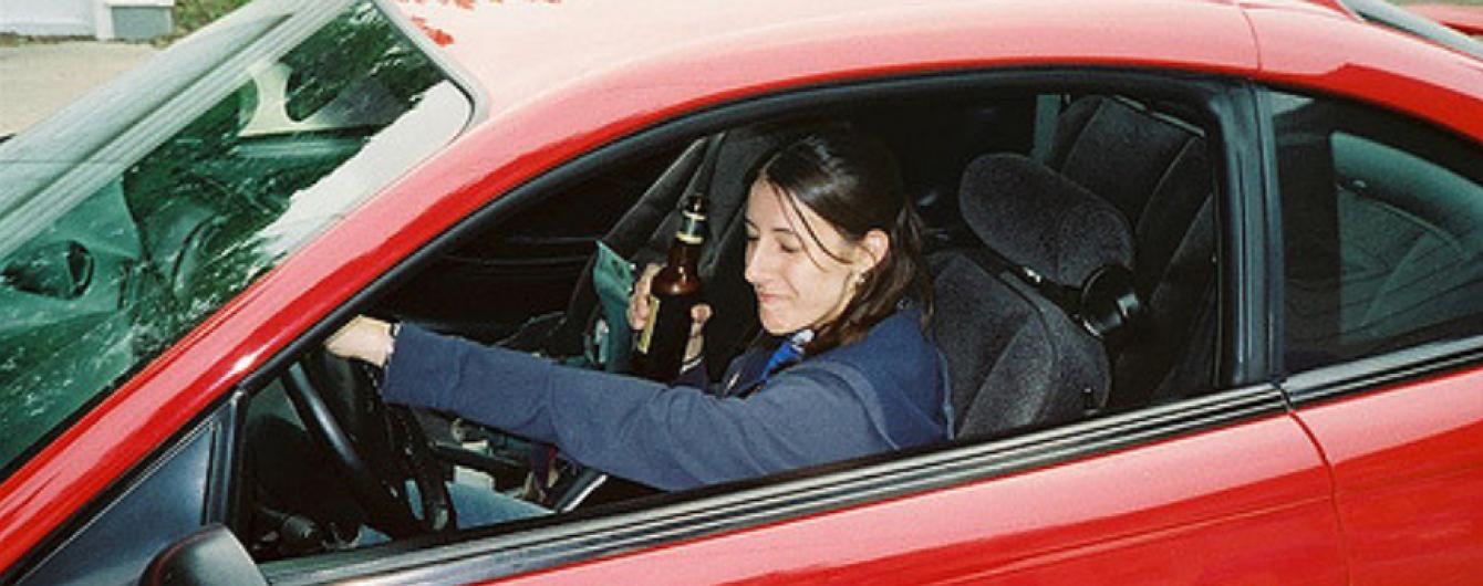 Нацполиция задержала полтысячи пьяных водителей за сутки