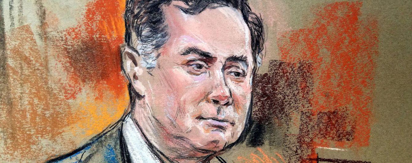 В США суд озвучил дату приговора для Манафорта