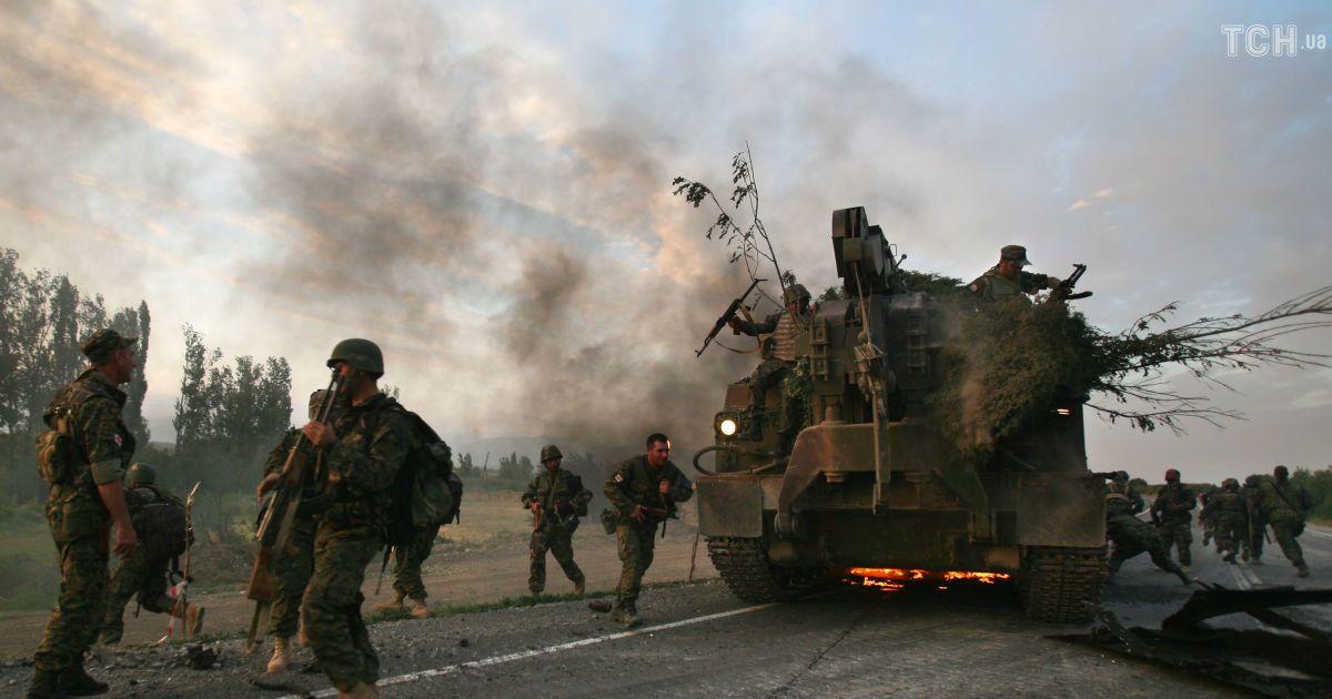 """Примус до """"миру"""": 10 років тому Росія напала на Грузію і розв'язала першу війну XXI століття в Європі"""