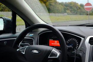 Автомобили Ford будут защищать водителей от выезда на встречку