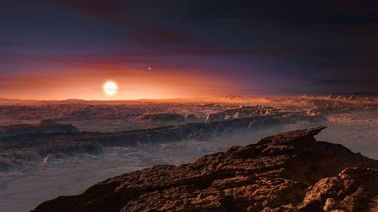Вчені знайшли планету, де випаровується метал