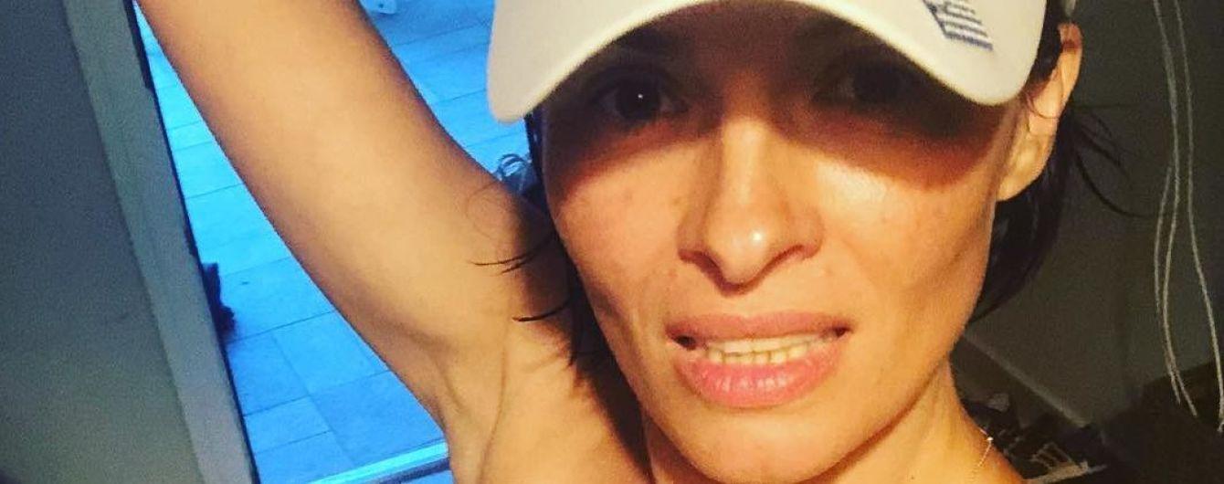 Гаряча штучка: Надя Мейхер похизувалася пишними грудьми в купальнику