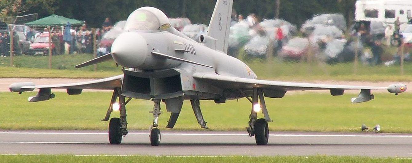 Британські  винищувачі перехопили одразу п'ять російських військових літаків