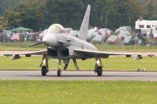 Британские истребители перехватили сразу пять российских военных самолетов