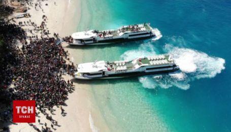 Більше 4 тисяч туристів евакуювали з островів поблизу Ломбока