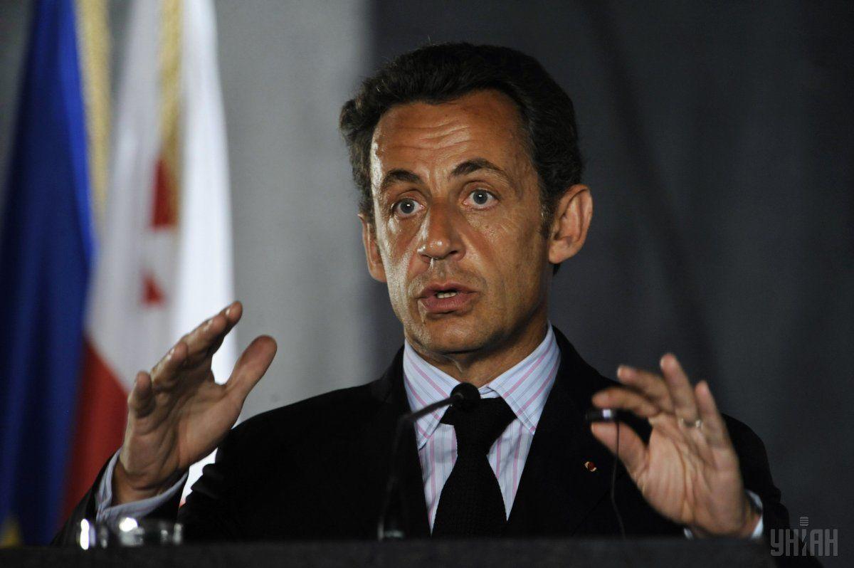 саркозі у тбілісі 2008 рік