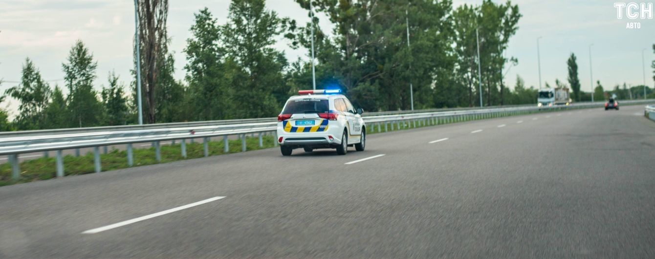 В поліції відзначають зниження кількості ДТП в Україні