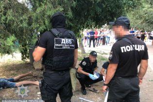 В центре Одессы мужчина с гранатой пытался взорвать экс-жену