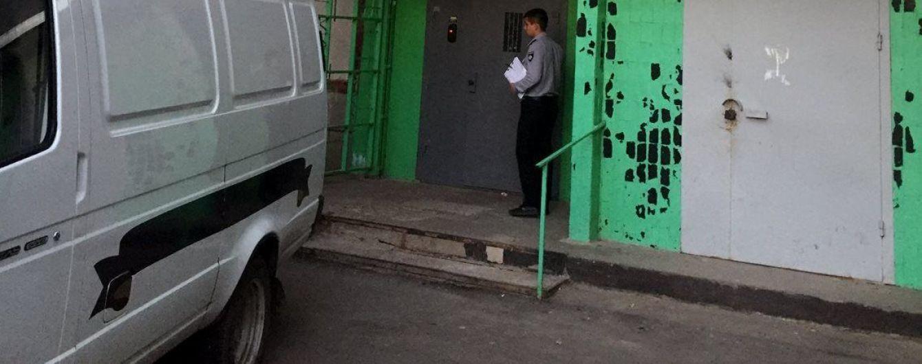 В Харькове студент-иностранец выбросился с 8-го этажа