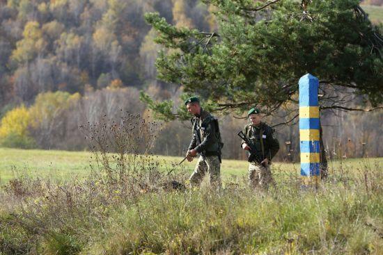 Прикордонники посилили кордон з Румунією для боротьби з контрабандою