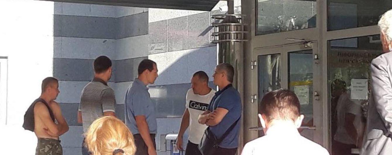 """В полиции рассказали о судебной волоките между университетом """"Украина"""" и предприятием"""