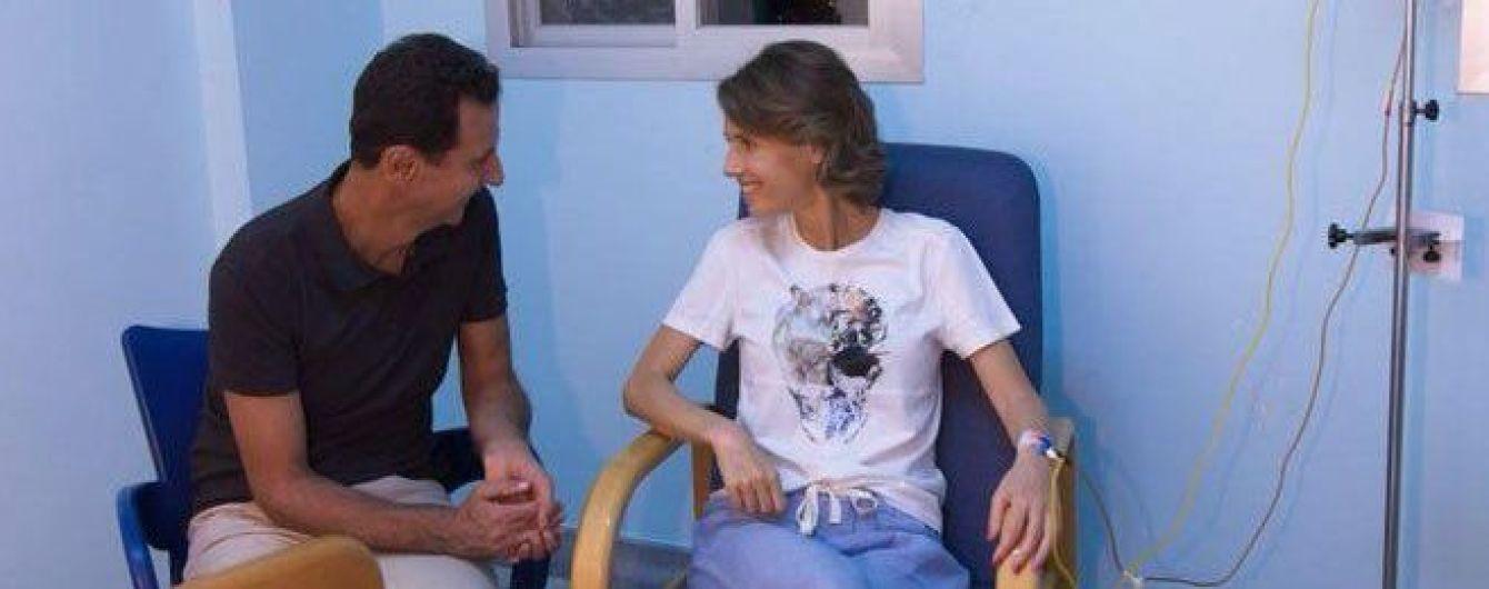 У дружини Башара Асада діагностували рак - журналіст