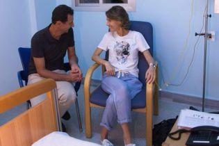 У жены Башара Асада диагностировали рак - журналист